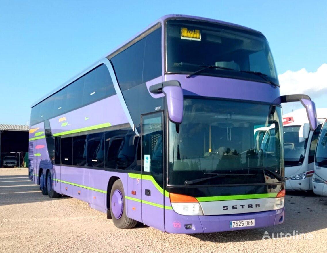 autocar de tourisme SETRA S 431 DT TOPCLASS + 641.564 KM + 83 PAX