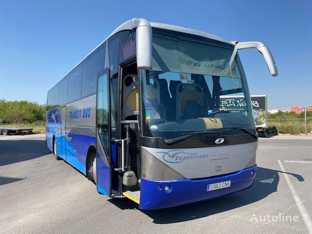 bus touristique MAN 18-410 OBRADOR