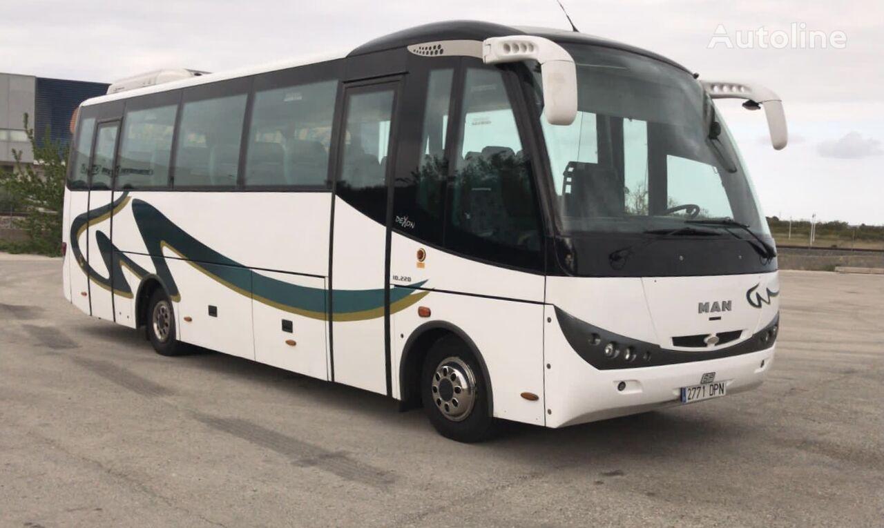 bus touristique MAN STACO DEXON COMO NUEVO