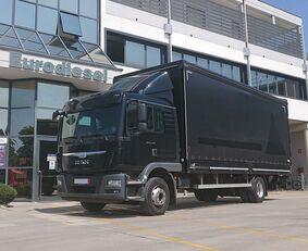 camion bâché MAN TGM 12.290