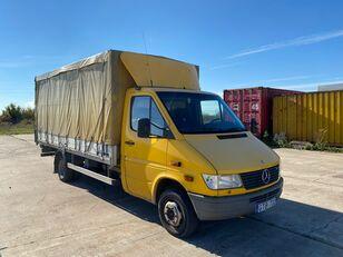 camion bâché MERCEDES-BENZ Sprinter 412D