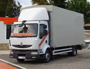 camion bâché RENAULT MIDLUM 220.13L FRUTERA