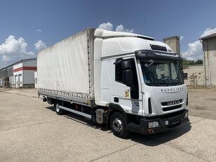 camion bâché IVECO EuroCargo 75 E  EEV