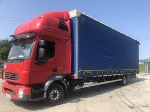 camion bâché VOLVO FL 240 Manual 9,1 x 2,48 x 2,9