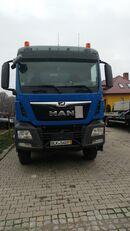 camion-benne MAN TGA 35.400