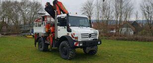 camion-benne MERCEDES-BENZ U 5000 HIDRAULINIS GRAZTAS