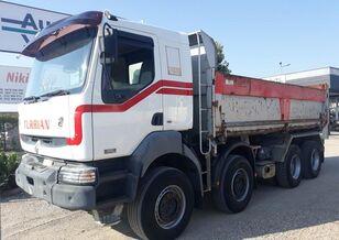camion-benne RENAULT Kerax 420