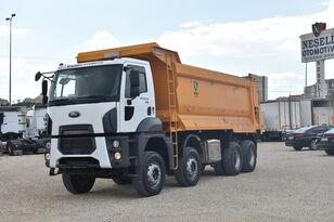 camion-benne FORD CARGO 2016 MODEL 4142 D E6 + A/C + HARDOX