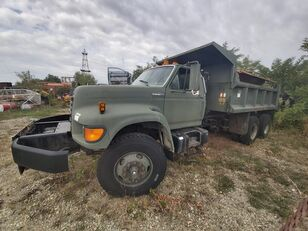 camion-benne FORD F800