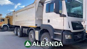 camion-benne MAN TGS 41.420