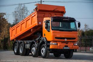 camion-benne RENAULT Kerax 420 DCI / 2005 / Meiller Kipper / 8x4 / Stan idealny!