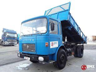 camion-benne SAVIEM SM 12 210ch lames