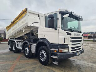 camion-benne SCANIA P420