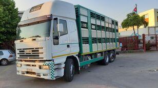 camion bétaillère IVECO Eurostar 240E42
