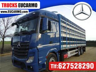 camion bétaillère MERCEDES-BENZ ACTROS 2545