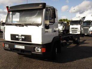 camion châssis MAN 10.224