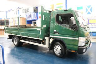 camion châssis Mitsubishi Fuso 7C15 CANTER TIPPER C/W PENNY HYDRAULICS KJ250 250KG SWING LIFT
