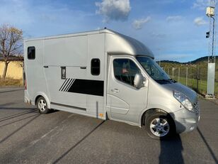 camion chevaux RENAULT Master 2.3 Dci Horse truck
