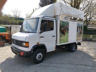 camion chevaux MERCEDES-BENZ 609