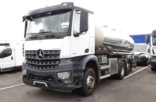 camion-citerne MERCEDES-BENZ AROCS 2545NLG 6X2/4 CICTERNA