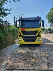 camion de carburant OMSP Iveco stralis