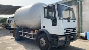 camion de gaz IVECO 150E18 LPG/GAS CAPACITY 16200LTR + PUMP + LITERS COUNTER