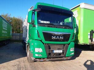 camion forestier MAN TGX 26.500