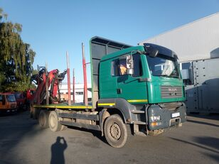 camion forestier MAN-VW TGA 33.480
