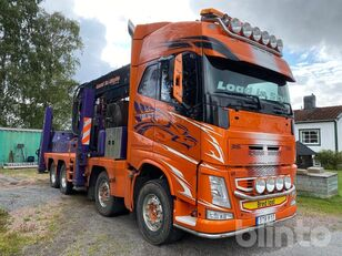 camion forestier VOLVO FH13