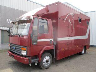camion fourgon FORD Cargo 0811 , Belgium Horse Truck