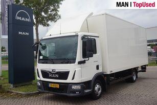 camion fourgon MAN TGL 8.190 4X2 BL / Closed box