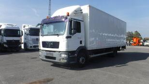 camion fourgon MAN TGM 12.250 koffer + lift