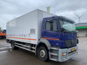 camion fourgon MERCEDES-BENZ Atego 1823 EPS gearbox