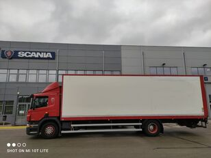 camion fourgon SCANIA P-270 4x2 250.tkm Original!!!