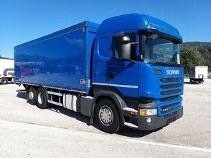 camion fourgon SCANIA R 410