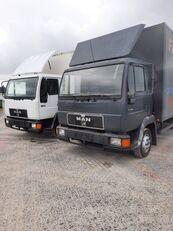 camion fourgon MAN 8.163 / Niski przebieg / Dobry stan