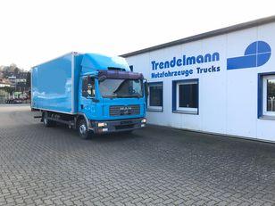 camion fourgon MAN TGL 8.180 Koffer Box LBW 1500 KG
