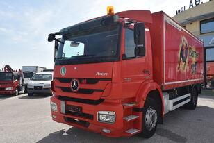 camion fourgon MERCEDES-BENZ 1829 AXOR