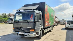 camion fourgon MERCEDES-BENZ Atego 815 Euro 2 Manual Full Spring