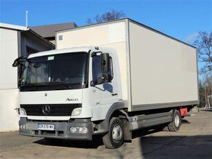 camion fourgon MERCEDES-BENZ Atego 818 kontener, 2012rok, EURO 5, AdBlue, DHOLLANDIA