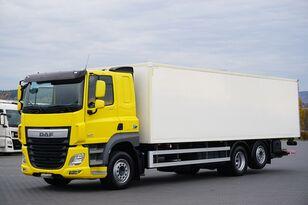 camion frigorifique DAF CF / 460 / EURO 6 / 6 X 2 / CHŁODNIA + WINDA / 21 EUROPALET / DL