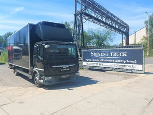 camion frigorifique MAN TGL 12.250