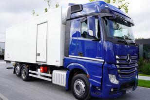 camion frigorifique MERCEDES-BENZ Actros 2545 BigSpace / E6 / 6x2 / 19 EPAL / TK T-1000R / Retarde