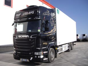camion frigorifique SCANIA R 520