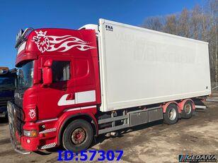 camion frigorifique SCANIA R500 6X2 - Thermoking T1000R - Euro5