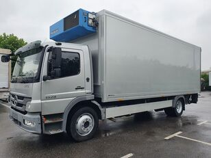 camion frigorifique MERCEDES-BENZ Atego 1529 + remorque frigorifique