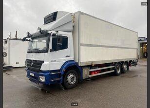 camion frigorifique MERCEDES-BENZ  Axor Until Saturday for 23600 euros and only 255430 km. VOLVO F