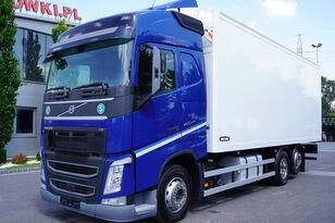 camion frigorifique VOLVO FH460 , E6 , 18 EPAL , Height 2,6m , partition wall , retarder
