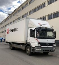 camion isotherme MERCEDES-BENZ Atego 1224 Open side