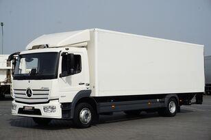 camion isotherme MERCEDES-BENZ / ATEGO / 1224 / EURO 6 / ACC / IZOTERMA + WINDA / 19 PALET / MA